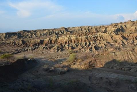 Los Hoyos at Desierto de la Tatacoa Colombia Huila