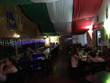 Restaurante Italiano da Ugo in San Agustín Huila Colombia restaurant