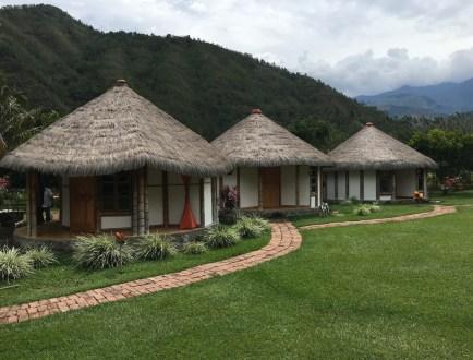 Cabañas at Funvallu in Umbría
