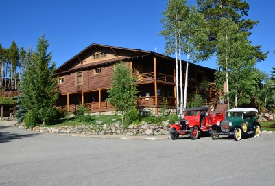 Grand Lake Lodge, Colorado