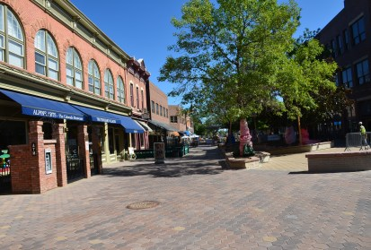 Old Town Square, Fort Collins, Colorado