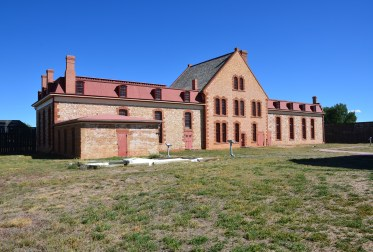Wyoming Territorial Prison State Historic Site in Laramie