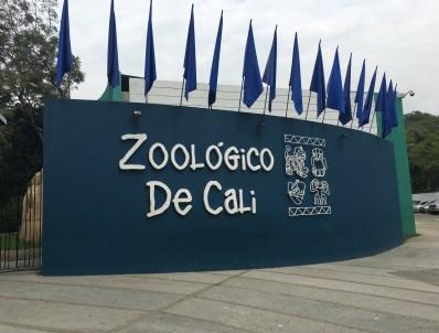 Zoológico de Cali in Colombia