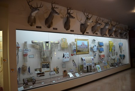 Native American art at the Nelson Museum of the West in Cheyenne, Wyoming