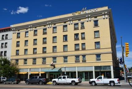 Plains Hotel in Cheyenne, Wyoming