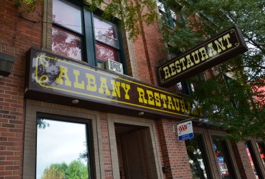 Albany Restaurant in Cheyenne, Wyoming