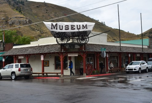 Jackson Hole Museum in Jackson, Wyoming