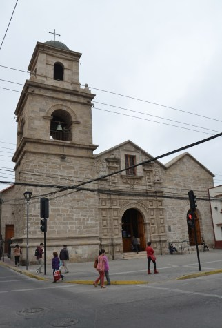Iglesia de San Francisco in La Serena, Chile