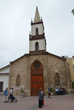 Iglesia de la Merced in La Serena, Chile