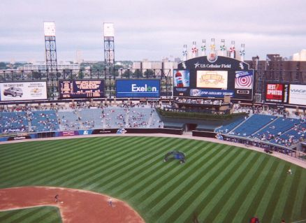 Guaranteed Rate Field in 1999, Chicago, Illinois