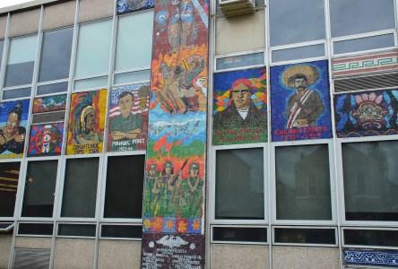 Cooper Dual Language Academy in Pilsen, Chicago, Illinois