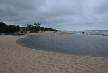 Dunes Creek at Indiana Dunes State Park