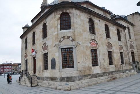 Yusuf Ağa Kütüphanesi in Konya, Turkey