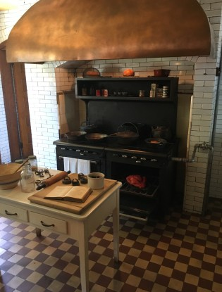 Kitchen at the John J. Glessner House in Chicago, Illinois