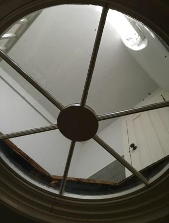 Cupola at the Henry B. Clarke House in Chicago, Illinois