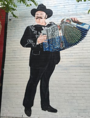 18th and Wood in Pilsen, Chicago, Illinois