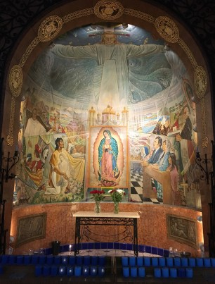 St. Pius V Roman Catholic Church in Pilsen, Chicago, Illinois