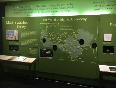 Astronomy in Culture at the Adler Planetarium in Chicago, Illinois