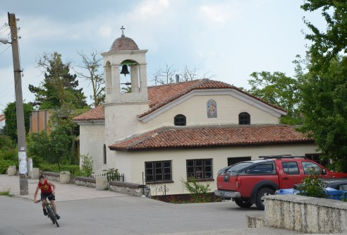 Sveti Georgi Church in Kavarna, Bulgaria