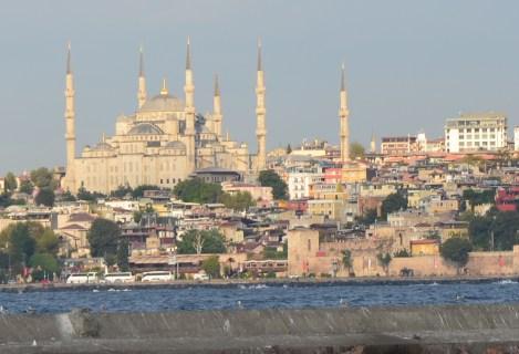 Sultan Ahmet Camii in Istanbul, Turkey