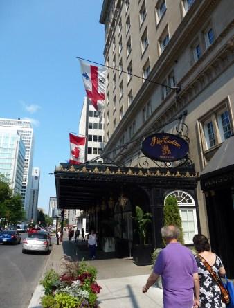 Ritz-Carlton Montréal in Montréal, Québec, Canada