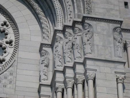 Sainte-Anne-de-Beaupré in Québec, Canada