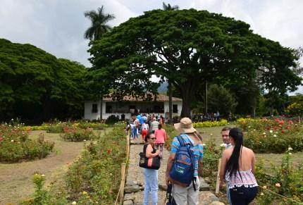 Hacienda El Paraíso in Valle del Cauca, Colombia