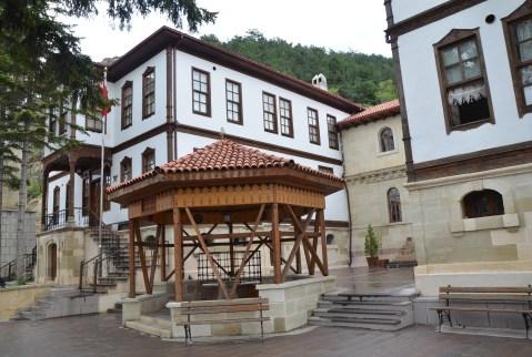 Şeyh Şaban-ı Veli Külliyesi in Kastamonu, Turkey