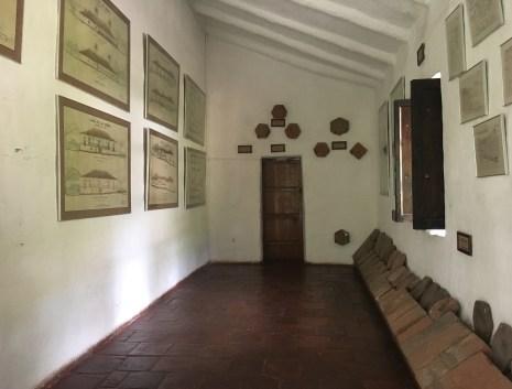 Slave quarters at Hacienda El Paraíso in Valle del Cauca, Colombia