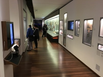 Museo Nacional in Bogotá, Colombia