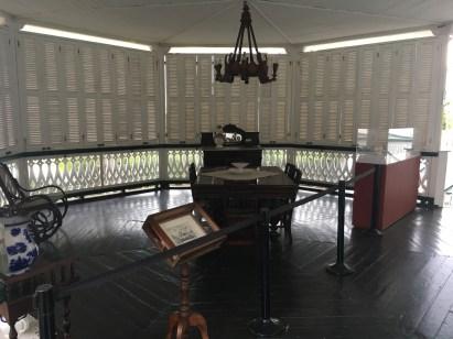 Casa Museo Rafael Núñez in Cartagena, Colombia