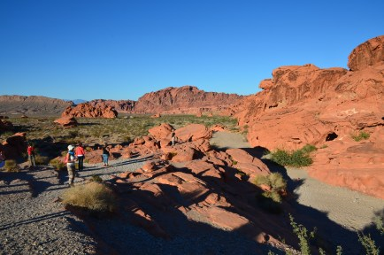 Beehives at Valley of Fire State Park in Nevada