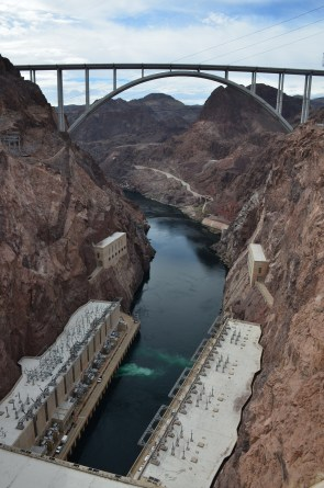 Mike O'Callaghan - Pat Tillman Memorial Bridge at Hoover Dam in Nevada