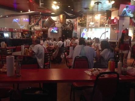 Peeking into the Heart Attack Grill in Las Vegas, Nevada