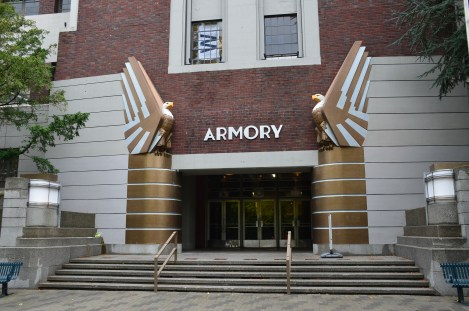 Armory at Seattle Center in Seattle, Washington