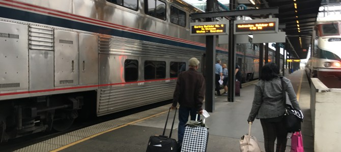 Amtrak Empire Builder: Seattle to Chicago