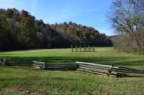 Knob Creek Farm at Abraham Lincoln Birthplace National Historical Park in Kentucky