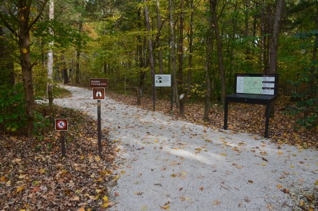 Big Sink Trail at Abraham Lincoln Birthplace National Historical Park in Kentucky