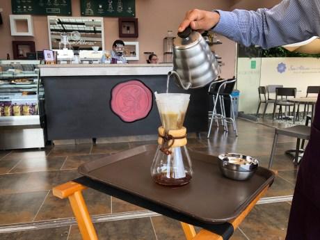 Café San Alberto Buenavista Quindío Colombia Nomadic Niko