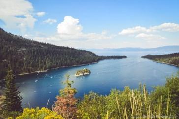Wizard Island, Emerald Bay Lake Tahoe