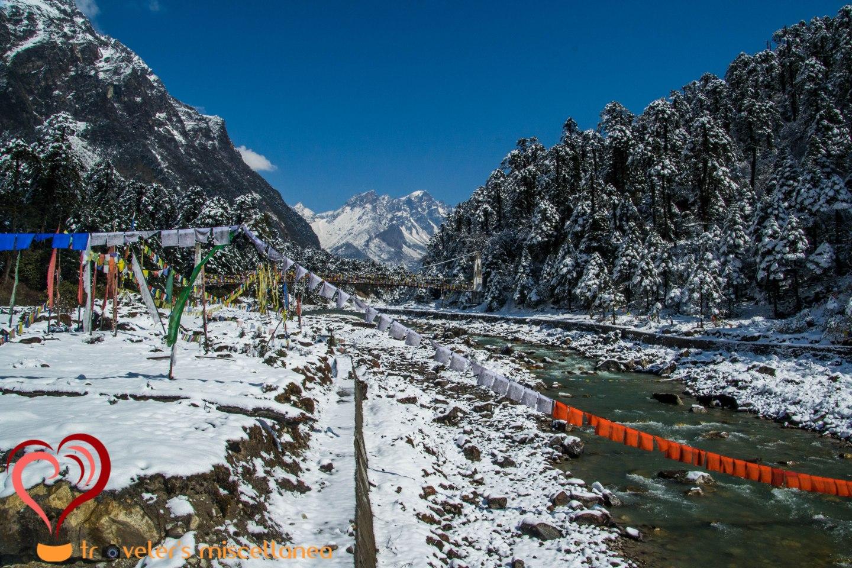 Yumthang Postcard