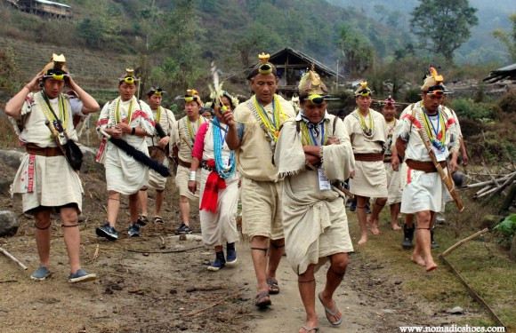 The Ultimate Guide to Yazali Nyokum Yullo Festival