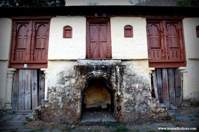 Kumaoni house