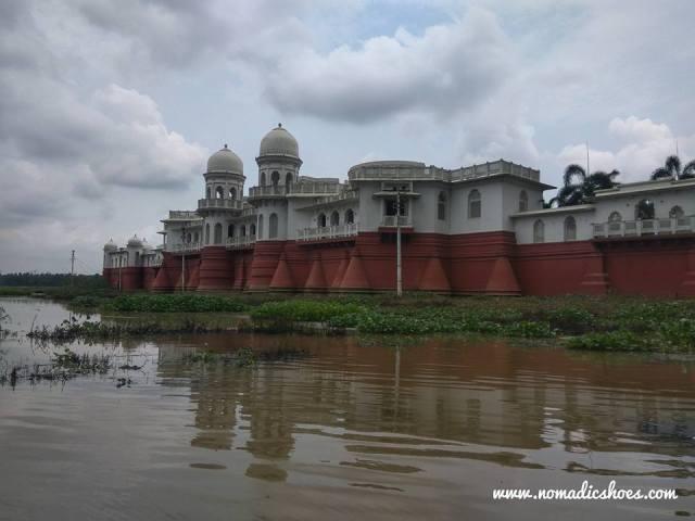Neer Mahal at Melaghar