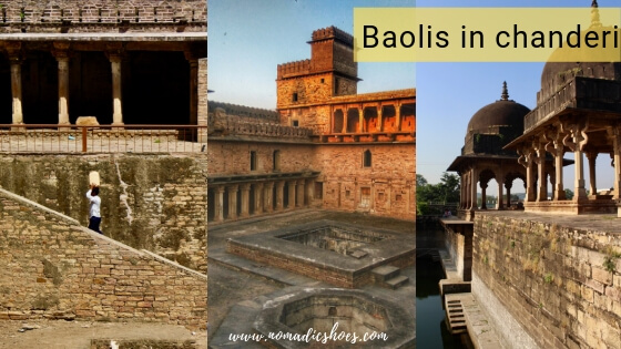 7 Forgotten Stepwells (baolis) in Chanderi