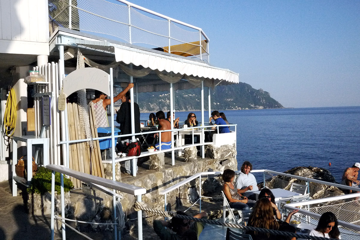 Liguria  Nomadi Stanziali
