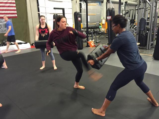 nomad-krav-maga-las-vegas-women-self-defense-groin-kick