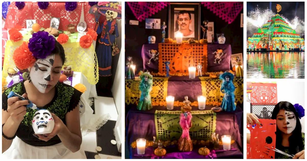 expériences Airbnb en famille Mexique Vivre la tradition du Jour des Morts