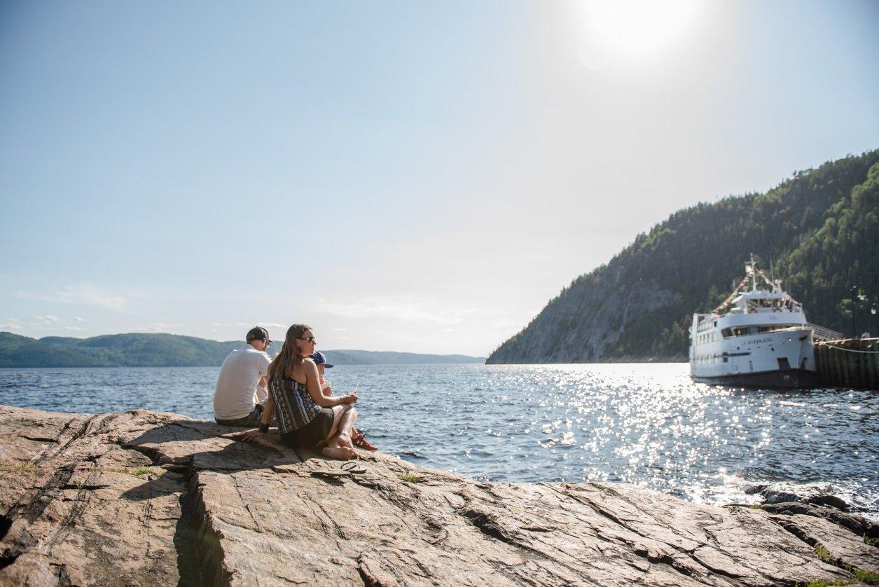Tourisme Saguenay-Lac-Saint-Jean famille FB