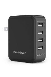 RAVPower 40W 4ポート
